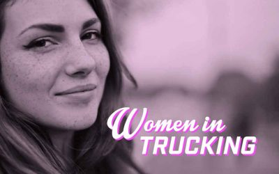 Women in Trucking: Moving the Industry Forward