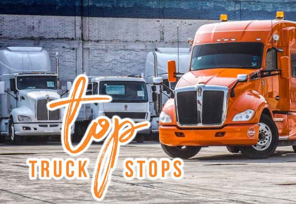 Truck Stops: Three of America's Best